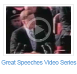 Great Speeches Video Series